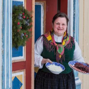 Vauldalen serverer i Sangerhuset